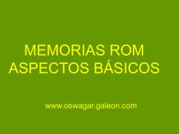 PRINCIPIOS DE LAS MEMORIAS SEMICONDUCTORAS