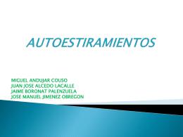 AUTOESTIRAMIENTOS - fisiouca