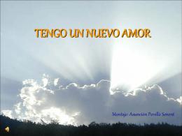 TENGO UN NUEVO AMOR - Colegio Ntra. Sra. del Carmen