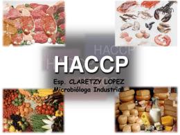 Diapositiva 1 - Control de Calidad en la Industria Alimentaria