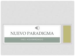 NUEVO PARADIGMA - postitulodirectivoscapital