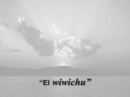 """Le wiwichu"""""""