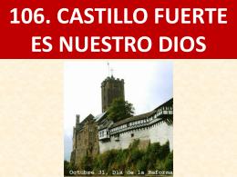 106. CASTILLO FUERTE