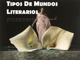 Mundos Literarios - Blog del Departamento de Lenguaje y