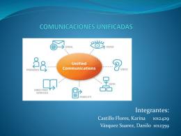 IMPLEMENTACION DE VOZ SOBRE TECNOLOGIA IP