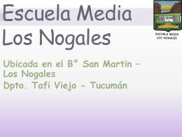 Escuela Media Los Nogales