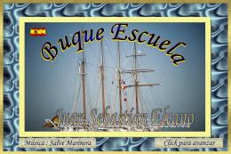 Buque escuela - Juan Sebastian Elcano