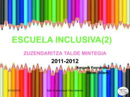 ESCUELA INCLUSIVA(1)