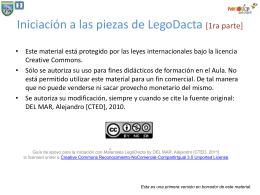 Diapositiva 1 - Proyectos y Servicios CTED