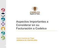 Perfil Motivacional de Ejecutivos de Codelco