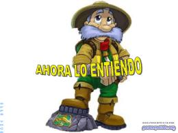 AHORA LO ENTIENDO - PowerPoints .org