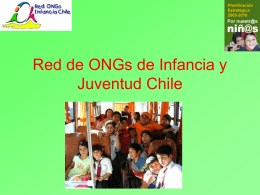 Red de ONGs de Infancia y Juventud Chile