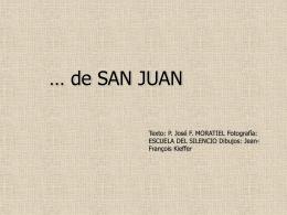 de SAN JUAN - Dominicos