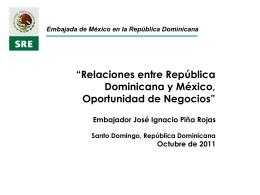 Diapositiva 1 - dominicomexicano