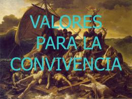 VALORES - ALIPSO.COM