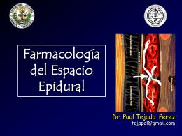 Diapositiva 1 - Clasa Anestesia