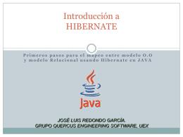 HIBERNATE - Curso de Java y Java EE | Blog para colgar