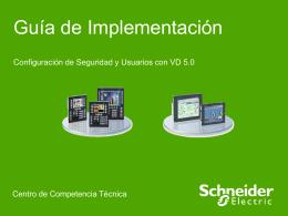 GDv1 - Configuracion de Seguridad y Usuarios.pps