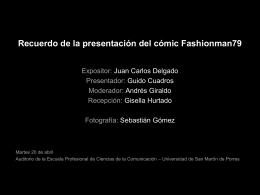 Diapositiva 1 - Juan Carlos Delgado