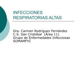 Diapositiva 1 - Grupo de Infecciosas SoMaMFYC | Blog de …