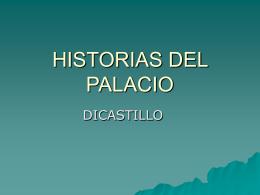 HISTORIAS DEL PALACIO