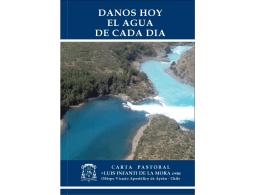 DANOS HOY EL AGUA DE CADA DIA