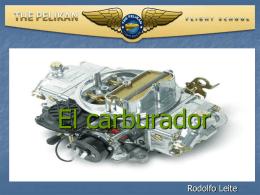 El Carburador - MecanicaPelikan
