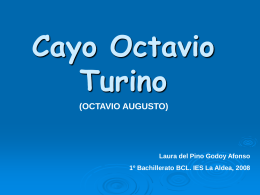 Cayo Octavio Turino
