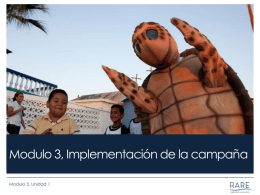 Welcome Unit