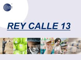 REY CALLE 13