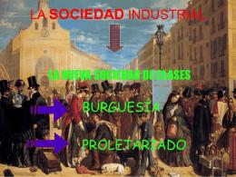 LA SOCIEDAD INDUSTRIAL