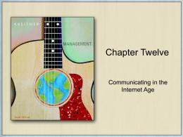 Chapter Twelve - Regis University