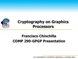 COMP 238 -- Lecture 1, Intro