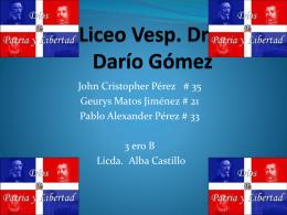 Juan Pablo Duarte y Diez