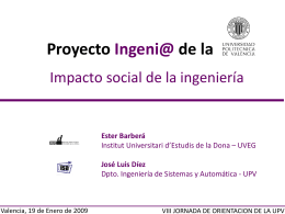 Informe Proyecto Profesion@l