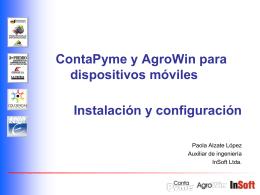 Diapositiva 1 - Programa Contable | Contapyme
