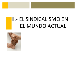 ALGUNAS CAUSAS DEL DESCENSO DE LA TASA DE …