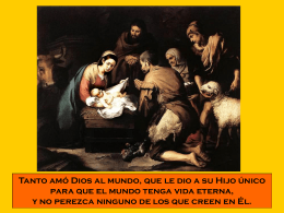 En esta Navidad - Mochila Pastoral