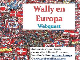 Wally en Europa