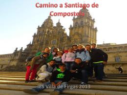 Camino a Santiago de Copostela