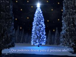 Navidad Tarjeta 2010