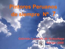 Pintores_Peruanos_nc2ba_7 - Holismo Planetario en la Web