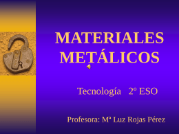 Diapositiva 1 - metalesferrosos1