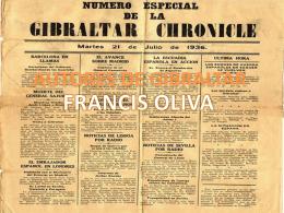AUTORES DE GIBRALTAR