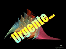 Urgente es que hagas un alto en tu ajetreada vida