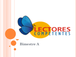 Lectores competentes 3