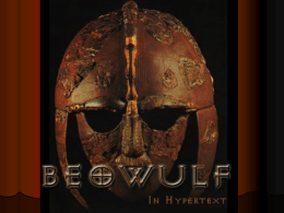 Beowulf - Klein Independent School District