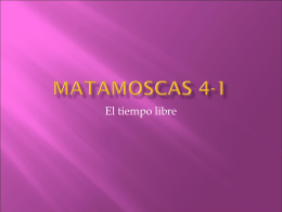 Matamoscas 4-1