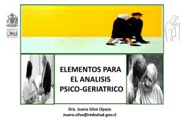 """INSTITUTO NACIONAL DE GERIATRIA """"PRESIDENTE …"""