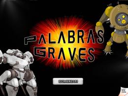Proyecto Contenidos Educativos Digitales PALABRAS …